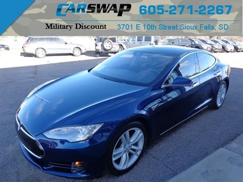 2015 Tesla Model S for sale in Sioux Falls, SD