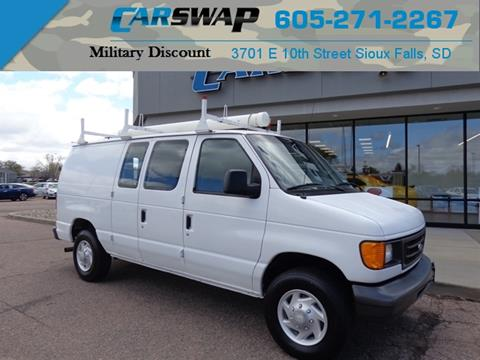 2007 Ford E-Series Cargo for sale in Sioux Falls, SD
