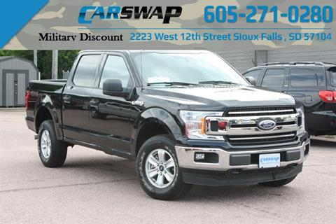 2019 Ford F-150 for sale in Sioux Falls, SD