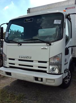 2015 Isuzu NPR for sale in Kenner, LA