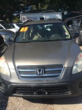 2005 Honda CR-V for sale in Kenner, LA