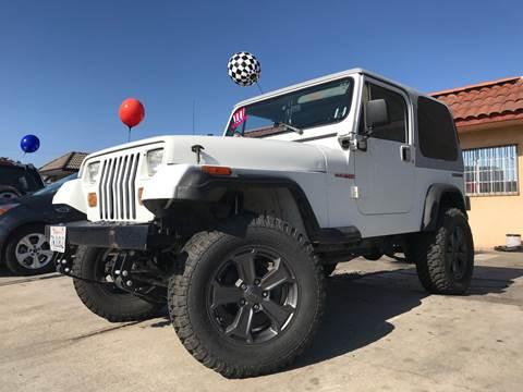 SUV For Sale in La Puente, CA - My Car Auto Sales