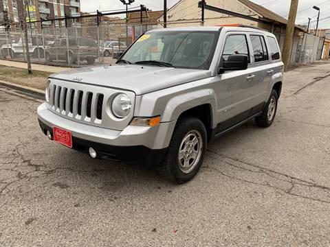 2013 Jeep Patriot for sale in Chicago, IL