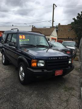 2002 Land Rover Discovery Series II for sale in Chicago, IL