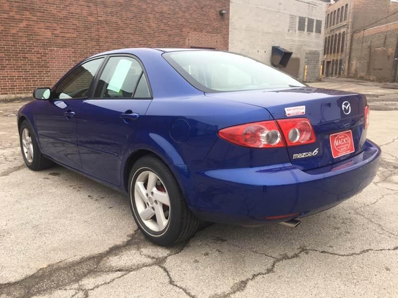 2003 Mazda MAZDA6 i (image 3)