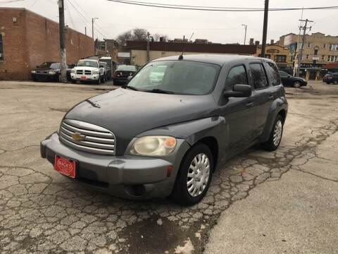 2008 Chevrolet HHR LS for sale at MACK'S MOTOR SALES in Chicago IL