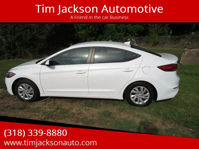 2017 Hyundai Elantra for sale at Tim Jackson Automotive in Jonesville LA