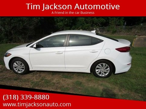 2017 Hyundai Elantra for sale at Tim Jackson Automotive in Jonesville LA