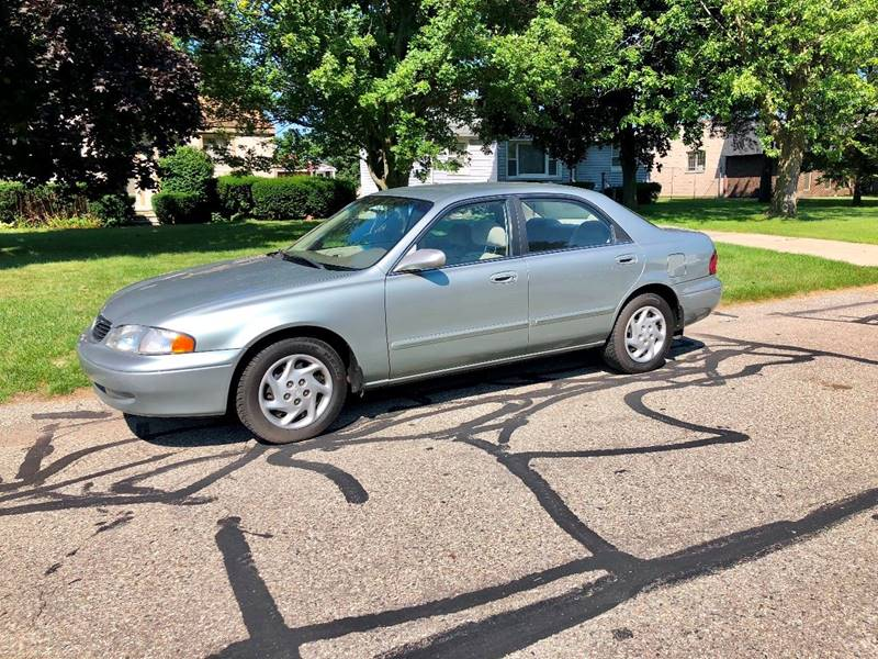 Lovely 1999 Mazda 626 For Sale At Marx Auto Sales In Livonia MI
