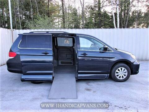 2009 Honda Odyssey EX for sale at 1 Handicap Vans.com in Brentwood NH