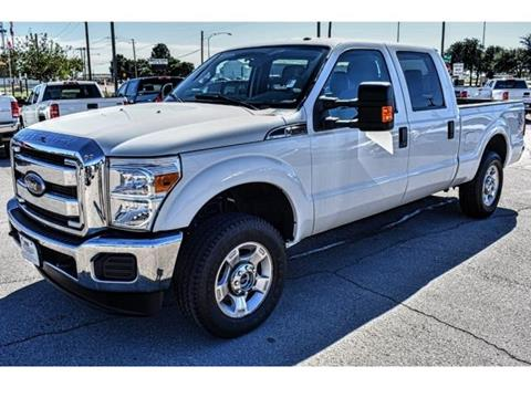 2016 Ford F250 >> 2016 Ford F 250 Super Duty For Sale In Odessa Tx