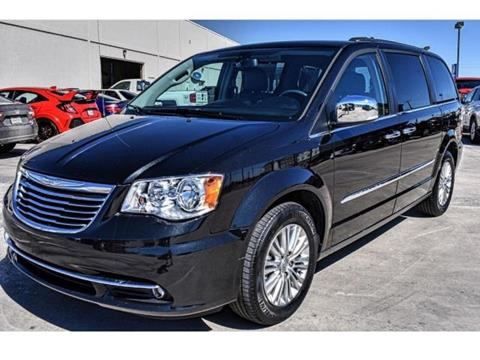2015 Chrysler Town And Country For Sale At Kelly Grimsley Honda In Odessa TX