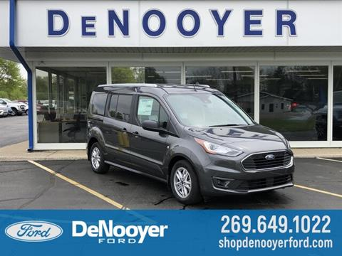 2019 Ford Transit Connect Wagon for sale in Vicksburg, MI