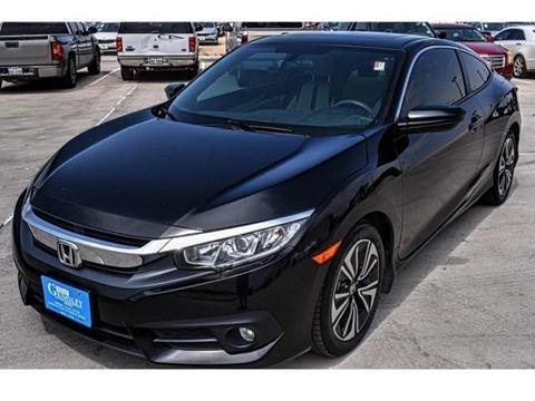 2016 Honda Civic For Sale In Odessa, TX