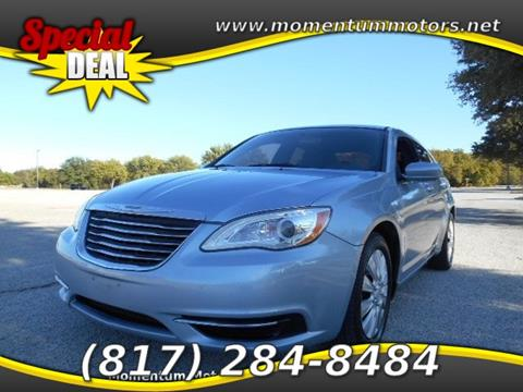 2014 Chrysler 200 for sale in North Richland Hills, TX