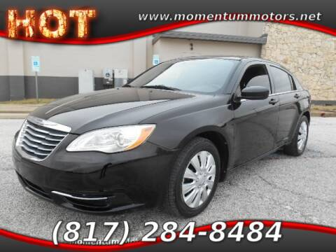 2012 Chrysler 200 for sale in North Richland Hills, TX