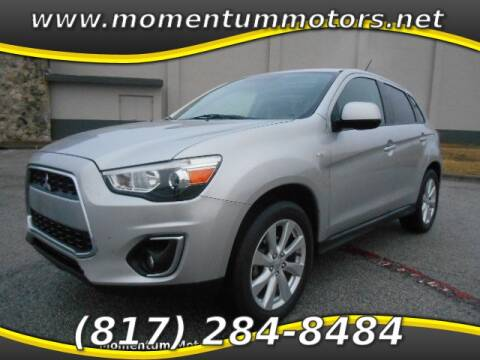 2013 Mitsubishi Outlander Sport for sale in North Richland Hills, TX