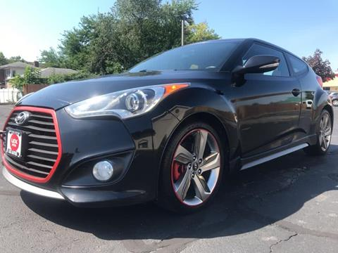2013 Hyundai Veloster Turbo for sale in Hartford, CT