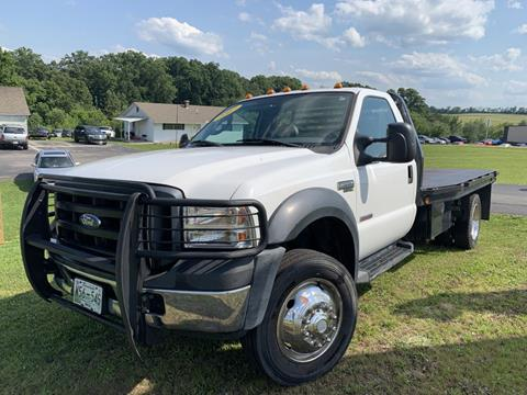 2007 Ford F-550 Super Duty for sale in Maryville, TN
