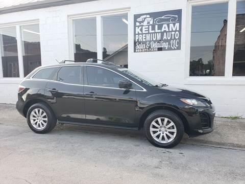 2011 Mazda CX-7 for sale at Kellam Premium Auto Sales & Detailing LLC in Loudon TN