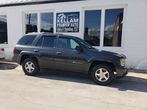 2004 Chevrolet TrailBlazer for sale at Kellam Premium Auto Sales & Detailing LLC in Loudon TN