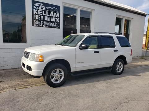 2004 Ford Explorer for sale at Kellam Premium Auto Sales & Detailing LLC in Loudon TN