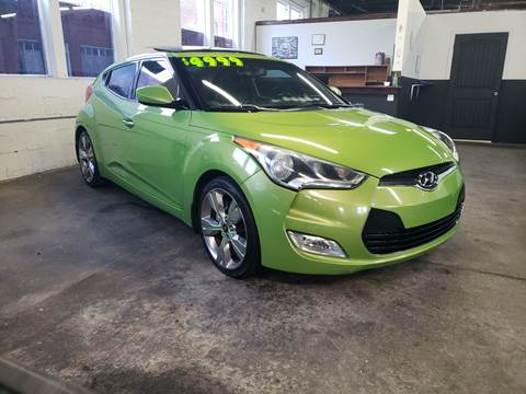 2012 Hyundai Veloster for sale at Kellam Premium Auto Sales & Detailing LLC in Loudon TN