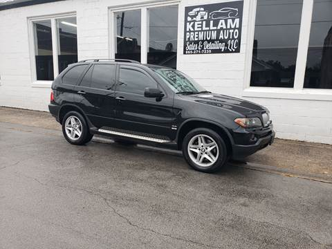 2005 BMW X5 for sale at Kellam Premium Auto Sales & Detailing LLC in Loudon TN