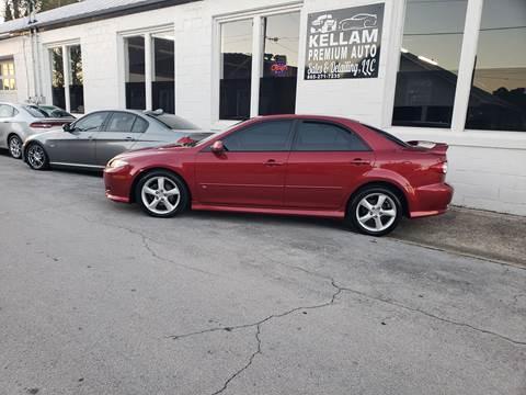 2003 Mazda MAZDA6 for sale at Kellam Premium Auto Sales & Detailing LLC in Loudon TN