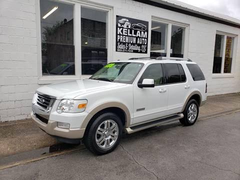 2007 Ford Explorer for sale at Kellam Premium Auto Sales & Detailing LLC in Loudon TN