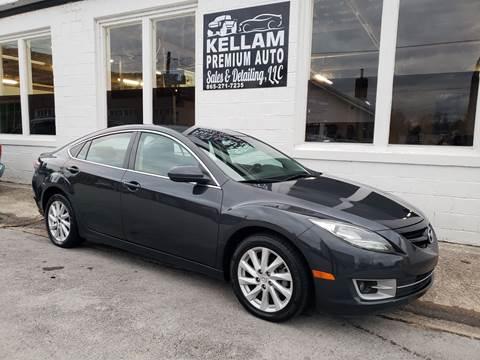 2012 Mazda MAZDA6 for sale at Kellam Premium Auto Sales & Detailing LLC in Loudon TN