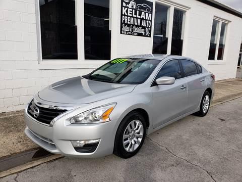 2014 Nissan Altima for sale at Kellam Premium Auto Sales & Detailing LLC in Loudon TN