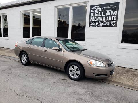 2006 Chevrolet Impala for sale at Kellam Premium Auto Sales & Detailing LLC in Loudon TN