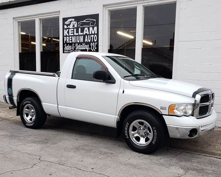 2003 Dodge Ram Pickup 1500 for sale at Kellam Premium Auto Sales & Detailing LLC in Loudon TN