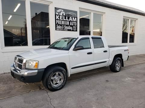 2005 Dodge Dakota for sale at Kellam Premium Auto Sales & Detailing LLC in Loudon TN