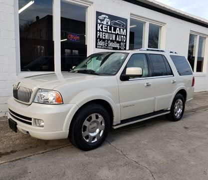 2006 Lincoln Navigator for sale at Kellam Premium Auto Sales & Detailing LLC in Loudon TN
