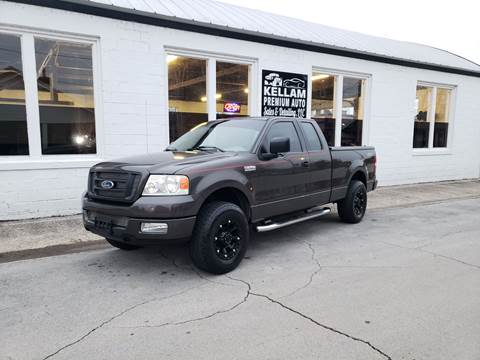 2005 Ford F-150 for sale at Kellam Premium Auto Sales & Detailing LLC in Loudon TN