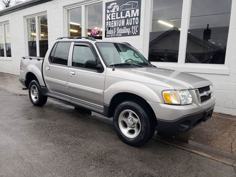 2005 Ford Explorer Sport Trac for sale at Kellam Premium Auto Sales & Detailing LLC in Loudon TN