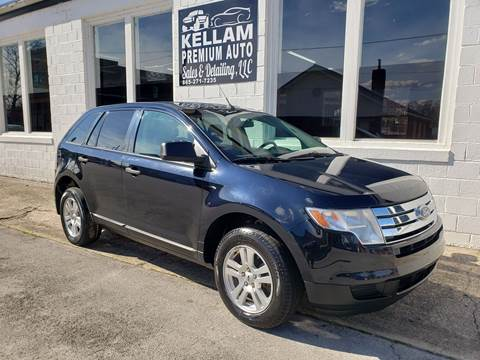 2010 Ford Edge for sale at Kellam Premium Auto Sales & Detailing LLC in Loudon TN