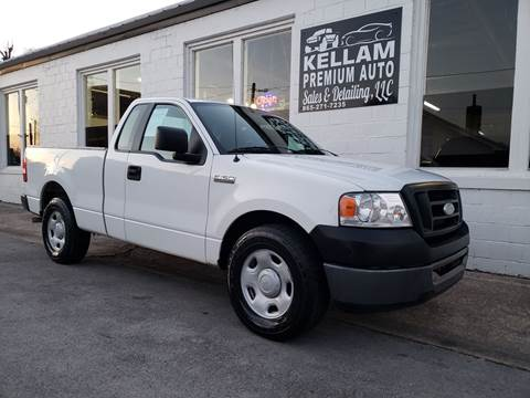 2008 Ford F-150 for sale at Kellam Premium Auto Sales & Detailing LLC in Loudon TN