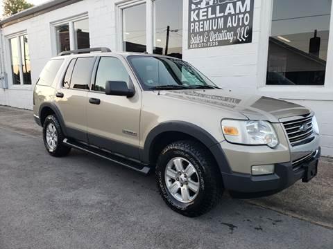 2006 Ford Explorer for sale at Kellam Premium Auto Sales & Detailing LLC in Loudon TN