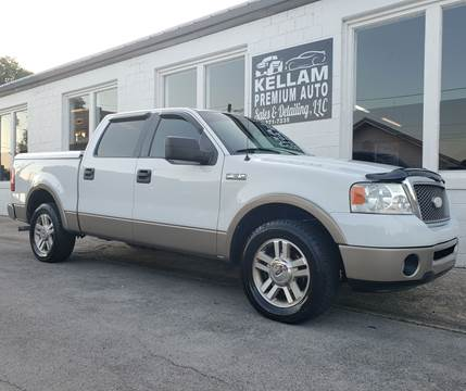 2006 Ford F-150 for sale at Kellam Premium Auto Sales & Detailing LLC in Loudon TN