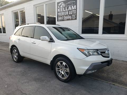 2008 Acura MDX for sale at Kellam Premium Auto Sales & Detailing LLC in Loudon TN