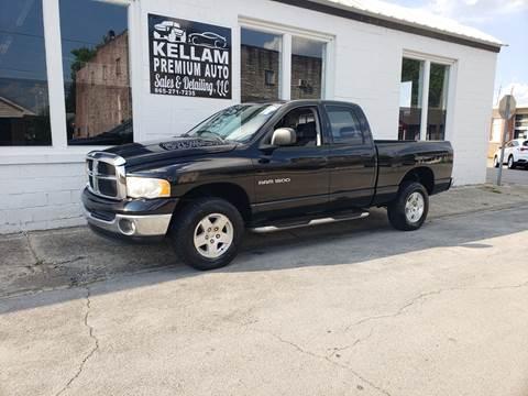 2005 Dodge Ram Pickup 1500 for sale at Kellam Premium Auto Sales & Detailing LLC in Loudon TN
