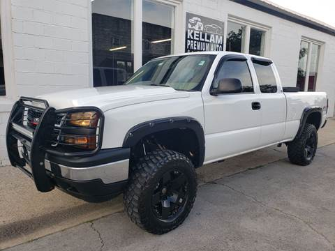 2007 Chevrolet Silverado 1500 Classic for sale at Kellam Premium Auto Sales & Detailing LLC in Loudon TN