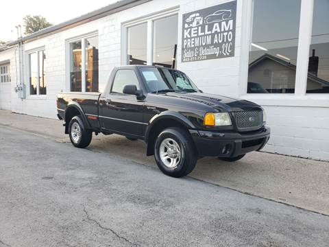 2003 Ford Ranger for sale at Kellam Premium Auto Sales & Detailing LLC in Loudon TN