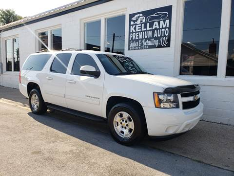 2011 Chevrolet Suburban for sale at Kellam Premium Auto Sales & Detailing LLC in Loudon TN
