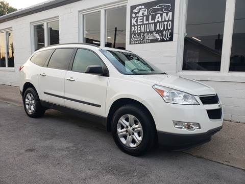 2012 Chevrolet Traverse for sale at Kellam Premium Auto Sales & Detailing LLC in Loudon TN
