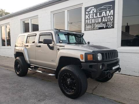 2009 HUMMER H3 for sale at Kellam Premium Auto Sales & Detailing LLC in Loudon TN