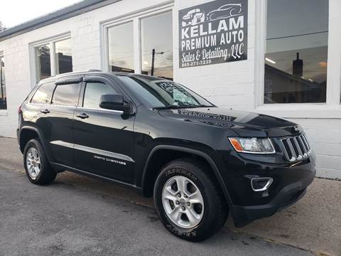 2014 Jeep Grand Cherokee for sale at Kellam Premium Auto Sales & Detailing LLC in Loudon TN